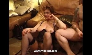 french moms  gangbang  mature
