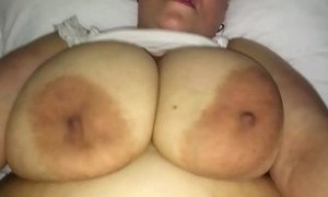 huge boobs  titted mature