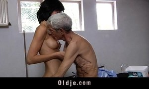 anal  brunette mature  crazy  fuck  man vs woman  old cunt