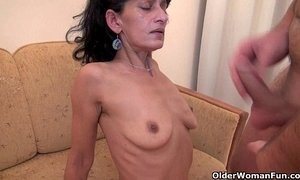 boy with mom  fuck  hairy pussy  mom  mom and boy  toys