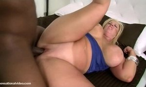 big black cock  cuckold  hubby  white chick  wife
