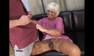 granny  hairy pussy  man vs woman  mature  young