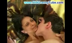 mature mom son and mommy