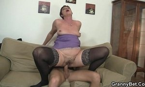 chick granny meaty old cunt