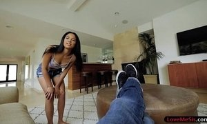 man vs woman meaty pounding step sister sucking tight pussy