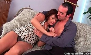 cock creampie grandma hairy pussy mom and boy pussy