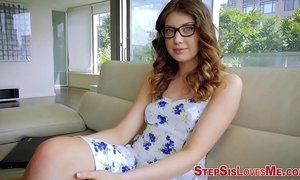 pov  step sister  teens