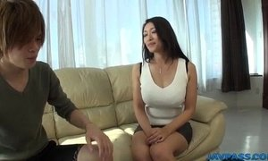 asian moms busty cock tight pussy woman
