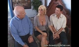 cuckold  husband  swingers  wife