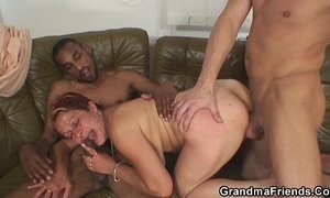 cock  cum swallowing  grandma  granny