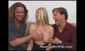 hubby  sharing  swingers  wife