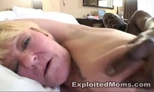 amateurs  black cock  blonde mature  fuck  mom